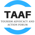 Logotipo do Grupo Foro de Acción y Apoyo en Turismo (Tourism Advocacy and Action Forum – TAAF)