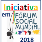 Logotipo do Grupo fsm2018 avec initiatives
